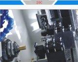 精密By20c 4軸線の高速一団のツールCNCの旋盤機械