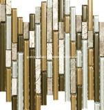 2016 tiras vidrio y mosaico del mármol para el tema continente del viento