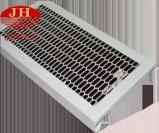 Aluminiumineinander greifen-Filter-Platten-Aluminiumhaken-Decke für Aufbau