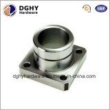 Peça feita sob encomenda do aço inoxidável da maquinaria da precisão com serviços fazendo à máquina do CNC