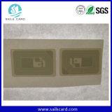 Uitstekende kwaliteit 25mm Sticker Nfc met Spaander Ntag203