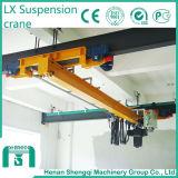 Кран висячего моста луча Lx модельный одиночный 5 тонн