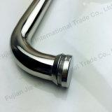 Maniglia a forma di L di tiro del portello della stanza da bagno dell'acciaio inossidabile 304 (AL35)