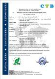 Leitor de RFID para a gerência do comparecimento do controle de acesso e do tempo