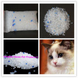 Silikagel-Katze-Sänfte Noclumping und säubern