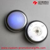 Color redondo impermeable que cambia la luz del BALNEARIO del baño del LED