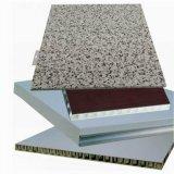 Катушка мраморный поверхностной панели сота алюминиевая