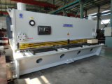 Marque QC11k 10 x de Changhaï Bohai cisaillement de guillotine du plat 3200 en acier, cisaillement hydraulique