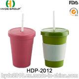 Neuer Typ nicht zerbrechliches biodegradierbares Bambusfaser-Cup (HDP-2012)