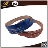 New Fashion Lady PU Belt com design especial Buckle