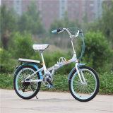 공장 직접 인기 상품 탄소 소형 접히는 도시 자전거 (ly 53)