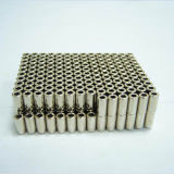 Magnete del neodimio di NdFeB del cilindro del prezzo competitivo