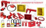 Fechamento padrão da válvula de porta do ABS quente das vendas para o fechamento de segurança