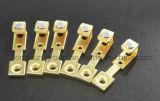 Parties estampées avec l'onlay argenté d'extrémités pour le commutateur et le relais