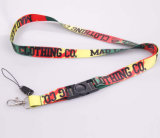 Hotsale Fashion Design Colorful Polyester Neck Lanyards com Custom Logo 57
