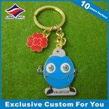 Porte-clés porte-clés Porte-clés pour enfants Ensemble porte-clés amovible Émail en couleur
