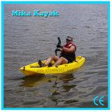 海洋のカヤック釣カヌー型のプラスチックボートの製造業者