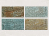 陶磁器のBuilding Material Natural Rustic Stone Exterior Wall Tile (200X400mm)