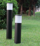 12W het moderne LEIDENE van het Ontwerp ZonneLicht van het Gazon voor Tuin