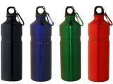 Botella de aluminio de agua (600 ml ) , Botella de agua del recorrido , Botella Deporte acuático