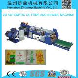Het snijden en Naaimachine voor Geweven Zak
