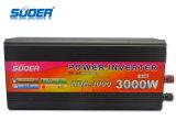 CC 24V di Suoer all'invertitore di energia solare di CA 220V 3000W con il caricatore (HAD-3000D)