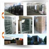 Combinación de máquinas expendedoras de condones / toallas sanitarias / juguetes atractivos con 14 taquillas