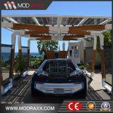 La meilleure parenthèse solaire de vente de défilement ligne par ligne de système de support de l'angle 2016 fixe (MD0017)
