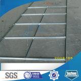 Perfil de teto de aço galvanizado com certificação ISO SGS