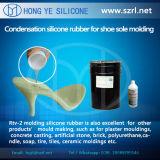 Silicone de borracha do molde da sapata líquida da alta qualidade--Preço barato!