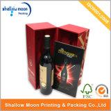Cajas modificadas para requisitos particulares del vidrio de vino de la cartulina (QYZ372)