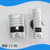 Aleación de aluminio Struction con el lector de tarjetas de la proximidad RFID del botón de Bell de puerta