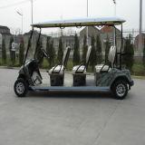 Tipo clásico 6 coche eléctrico del golf de los asientos (RSE-2068)
