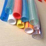 """3/8 """" tuyau en spirale de fil d'acier de PVC"""