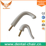 Ugello di ceramica dell'acqua del tubo di acqua della sputacchiera di ceramica dentale dell'unità