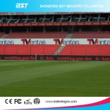 Sell caldo P10mm SMD3535 Outdoor Perimeter LED Display per stadio di football americano