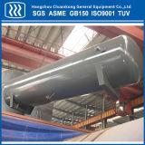 Tanque de armazenamento criogênico padrão de ASME GB para o CO2 do nitrogênio do oxigênio