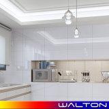 Heißer glasig-glänzende keramische weiße Wand-Fliese des Verkaufs-300*600 300*450mm glatter Lech (WT-36000)