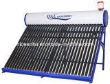 Qal sin presión calentador de agua solar Decimosexto 240L7