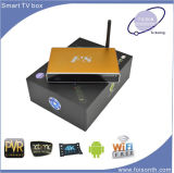 Arrivée neuve ! ! Boîtier décodeur androïde androïde du système TV du cadre HD d'Amlogic S812 TV