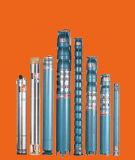 Multi bomba submergível de vários estágios de alta pressão do Vortex do poço profundo do impulsor