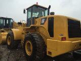 Chargeur utilisé 966h de roue de tracteur à chenilles à vendre
