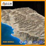 Le modèle d'édifice public d'ABS de qualité/modèle de construction/modèle architectural faisant/modèle miniature/tous genre de signes ont fabriqué