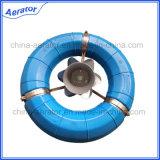 Pontón de flotación del aerador de la charca del equipo de la piscicultura