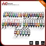 Sicherheits-Hersteller-dünne Nylonfessel-sicherer Verschluss Padlocks (4.5mm Durchmesser)