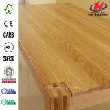 純木のレトロ様式の食堂テーブル