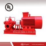 Comminsエンジンおよびフレームの構造(リストされているUL)が付いている火ポンプ