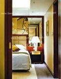 2016熱い現代ホテルの寝室の木の家具(EMT-C1202)