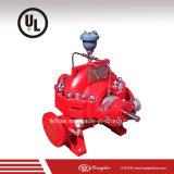 Commins 엔진과 프레임 구조 (목록으로 만들어지는 UL)를 가진 화재 펌프