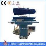 Equipamento comercial da imprensa do vapor/planta da lavanderia